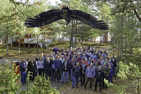 Participants of SEAEAGLE 2017 conference. Photo by Arne Ader